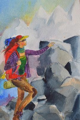 Ambitions, Maria Viidalepp