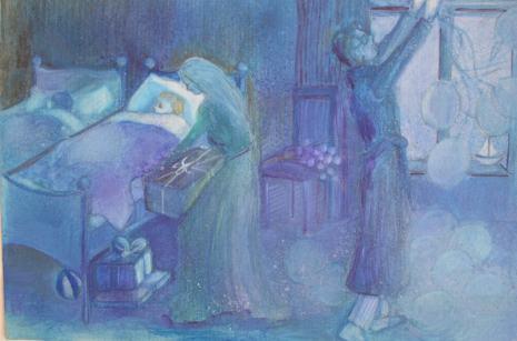Kummitus, ill. M. Viidalepp