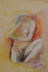 In Sunshine, oil on canvas 2010, Maria Viidalepp
